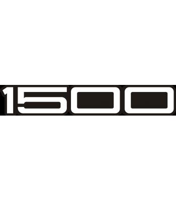 1500 - Logo's