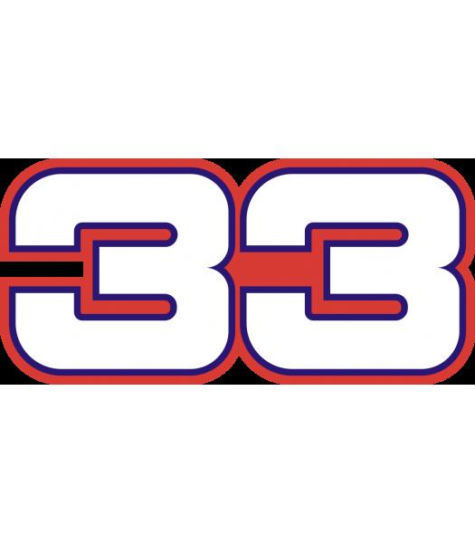 33 Nieuw - Logo's