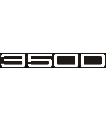 3500 - Logo's