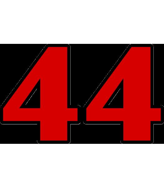 44 - Logo's