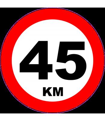 45km 2