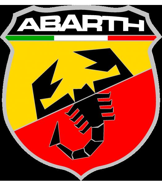 Abarth3 - Logo's