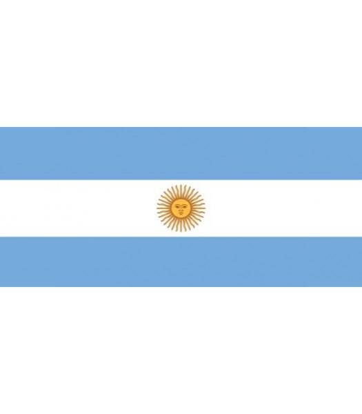 Argentijnse vlag - Vlaggen & Werelddelen