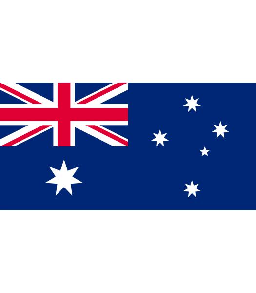 Australiaanse vlag - Vlaggen & Werelddelen