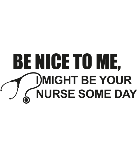 Be nice - Pictogrammen