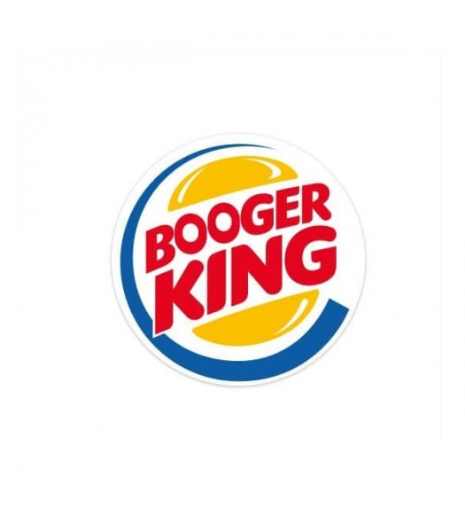Booger King - Funlogo's
