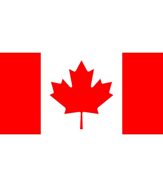 Canadese vlag - Vlaggen & Werelddelen