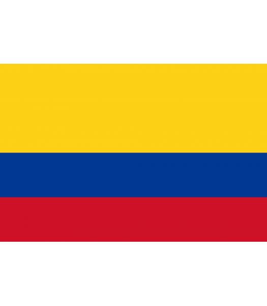 Colombiaanse vlag - Vlaggen & Werelddelen