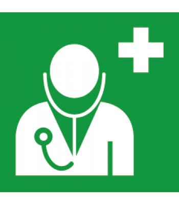 Evacuatie dokter - Pictogrammen