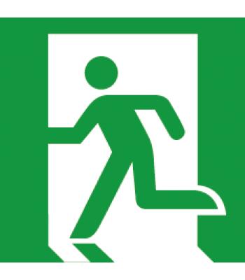 Evacuatie Nooduitgang01 - Pictogrammen
