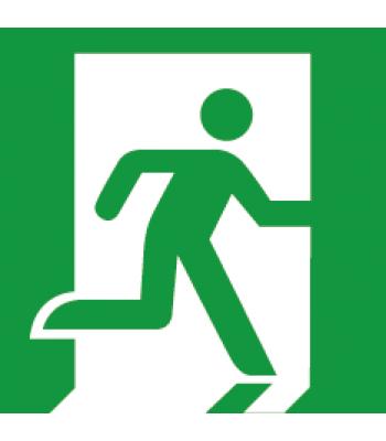 Evacuatie Nooduitgang02 - Pictogrammen