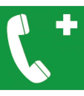 Evacuatie telefoon