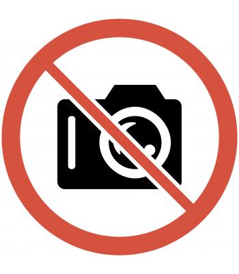 Geen camera