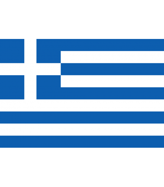 Griekse vlag - Vlaggen & Werelddelen