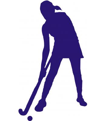 Hockey meisje