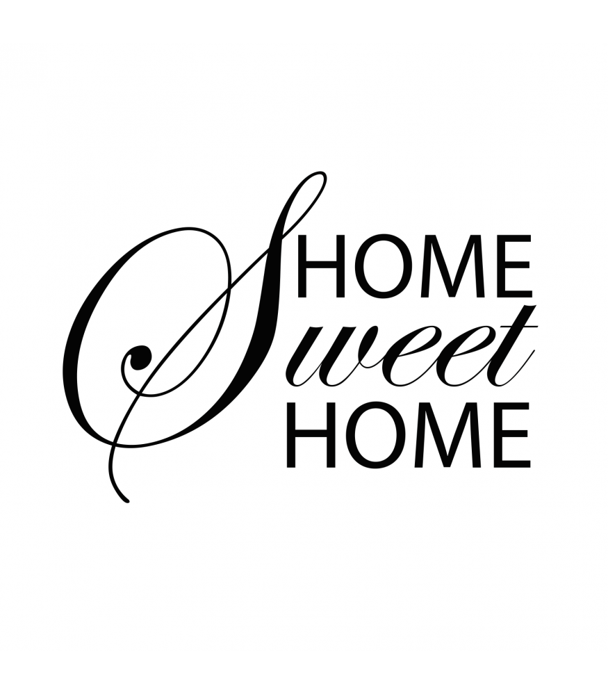 spreuken home Home sweet home sticker kopen | Sign & Styling Oss spreuken home
