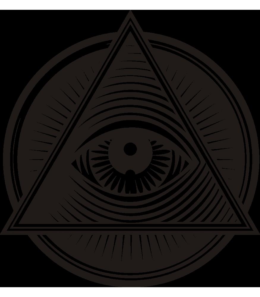 Illuminatie Sticker Kopen Sign Amp Styling Oss