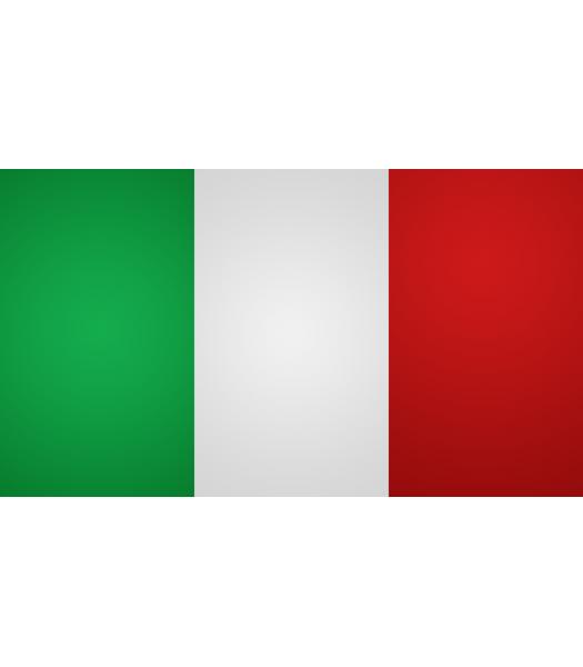 Italiaanse vlag -