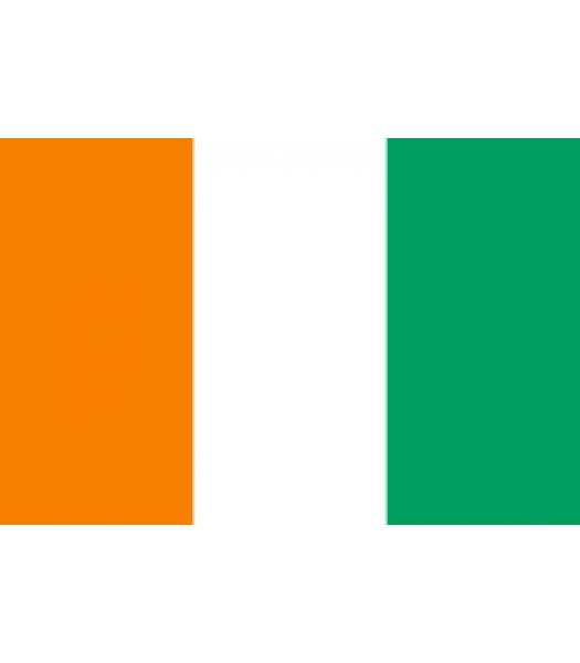 Ivoriaanse vlag - Vlaggen & Werelddelen
