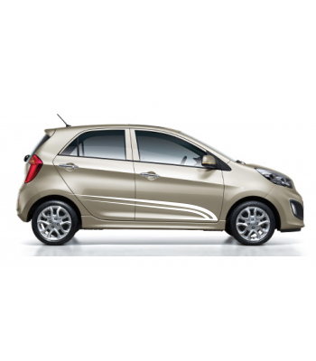 Kia Picanto Low swoosh set
