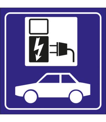 Laadpunt elektrische wagen