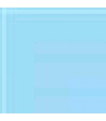 Lichtblauwe folie