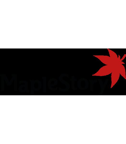 Maple story - Logo's