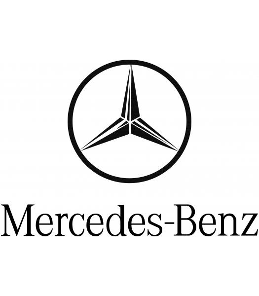 Mercedes benz sticker kopen sign styling oss for Mercedes benz logo decals stickers