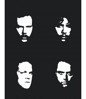 Metallica Faces