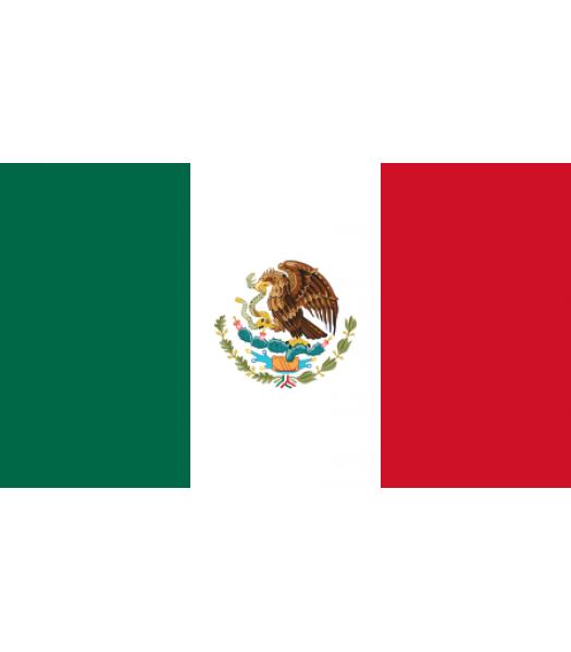 Mexicaanse vlag - Vlaggen & Werelddelen