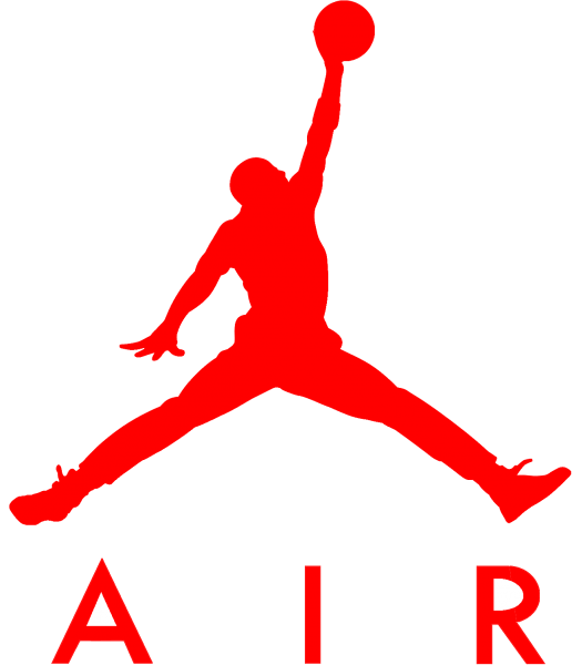 Michael Jordan Air - Logo's