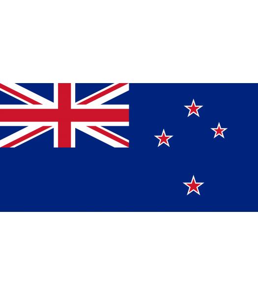 Nieuw Zeelandse vlag - Vlaggen & Werelddelen