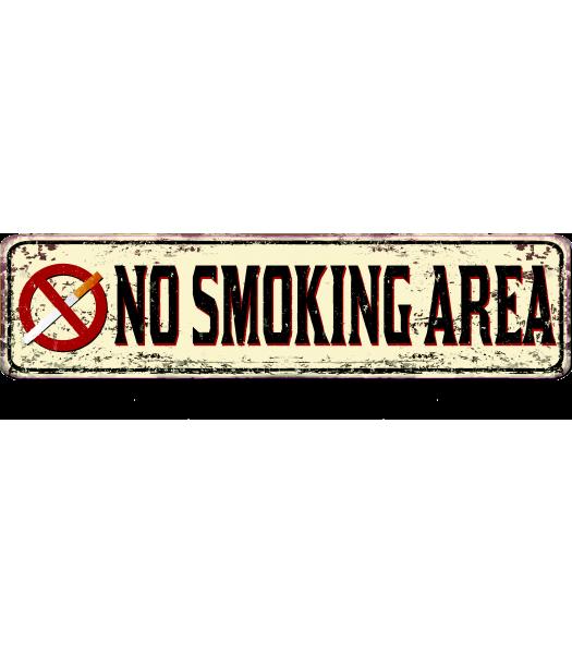 No smoking - Pictogrammen