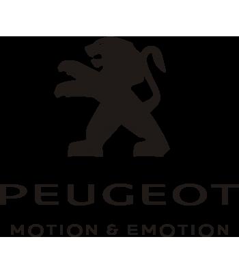 Peugeot2 - Logo's