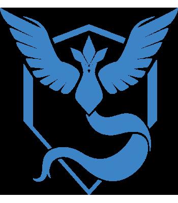 Pokemon mystic blauw