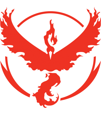 Pokemon Valor Rood