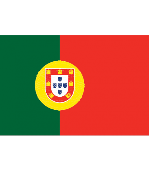 Portugese vlag -