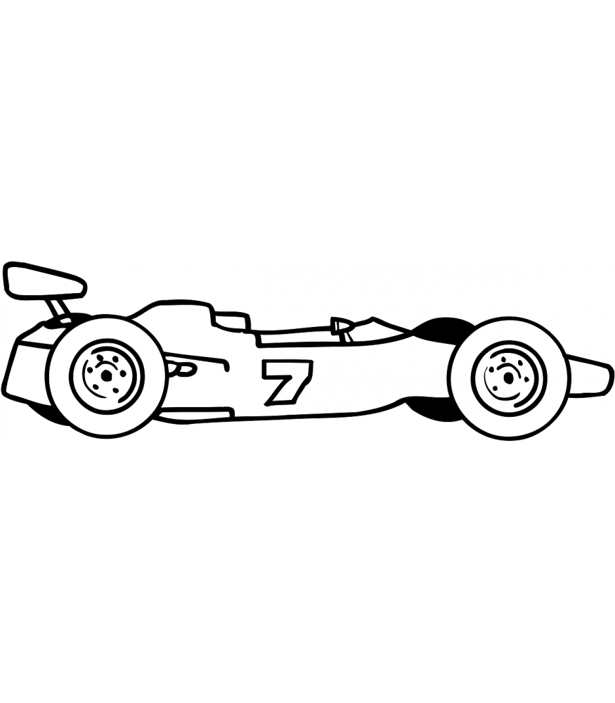 Raceauto Sticker Kopen Sign Styling Oss