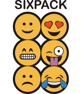 Sixpack Smileys