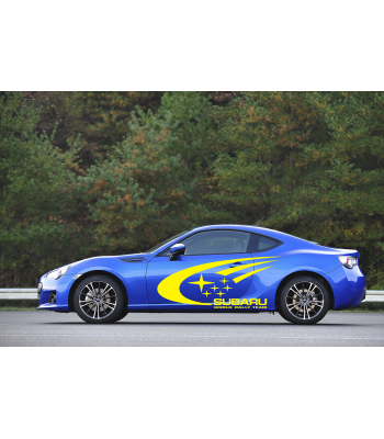 Subaru Impreza set