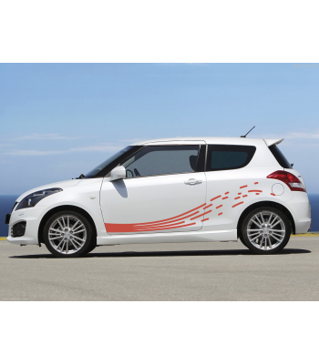 Suzuki Swift striping set