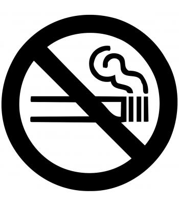 Verboden te roken5 - Pictogrammen