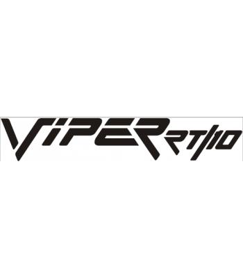 Viper RT10 - Logo's