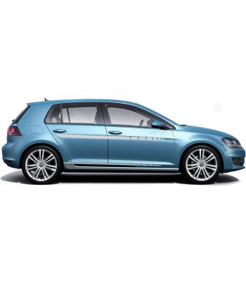 Volkswagen Golf 7 strepen set