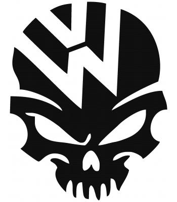 Volkswagen Skull