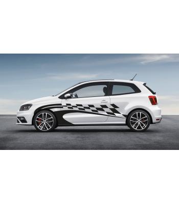 Volkwagen Polo GTI racing set