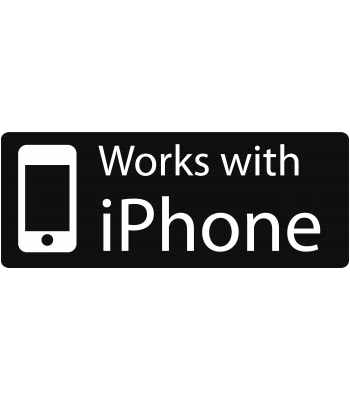 Works with Iphone - Standaard